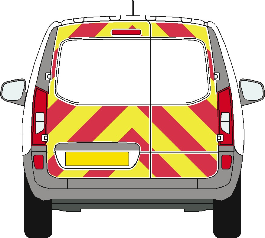 Citan Standard Roof  3-Qtr Kit