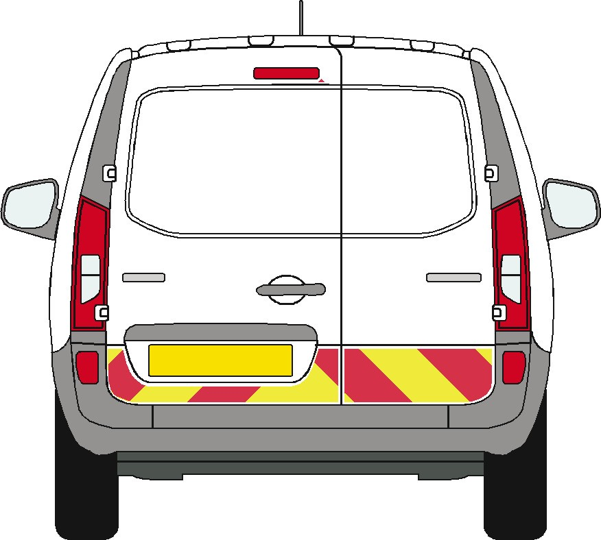 Citan Standard Roof  Qtr Kit