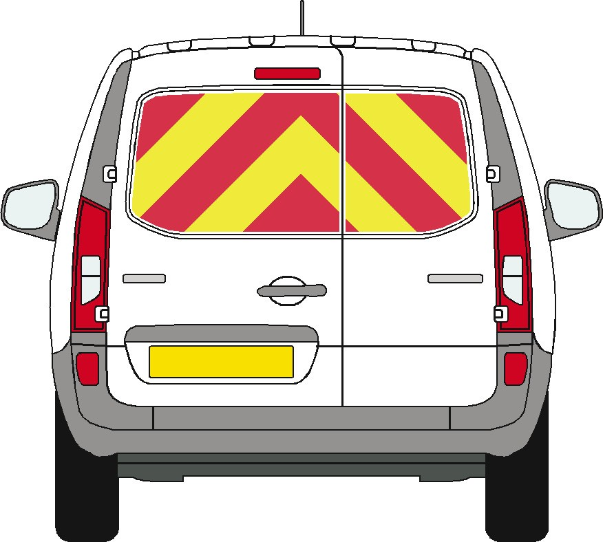 Citan Standard Roof  Window Kit