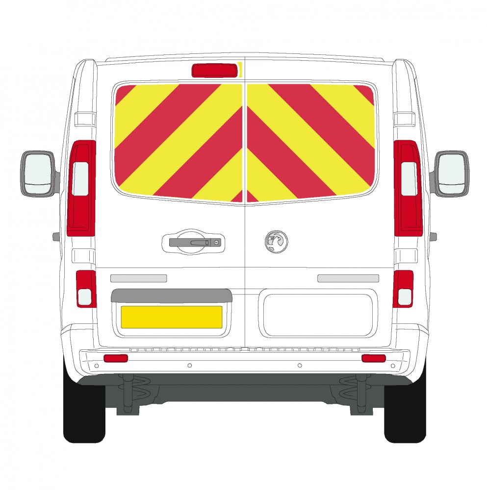 Vivaro Window Kit