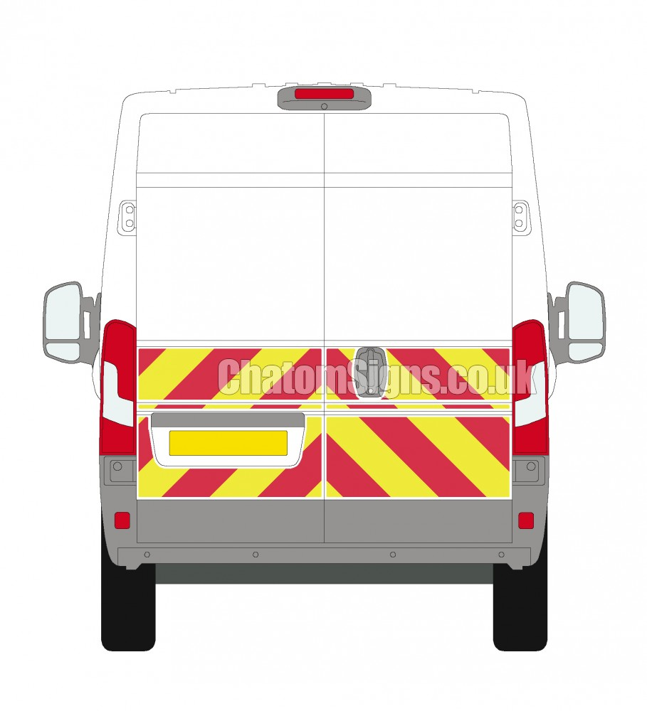Ducato H2 (High Roof)  Half Kit