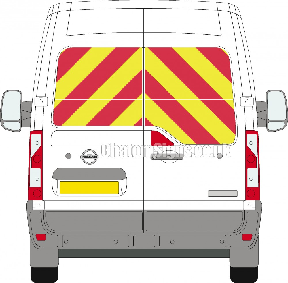 Movano H2 (Medium Roof)  Window Kit