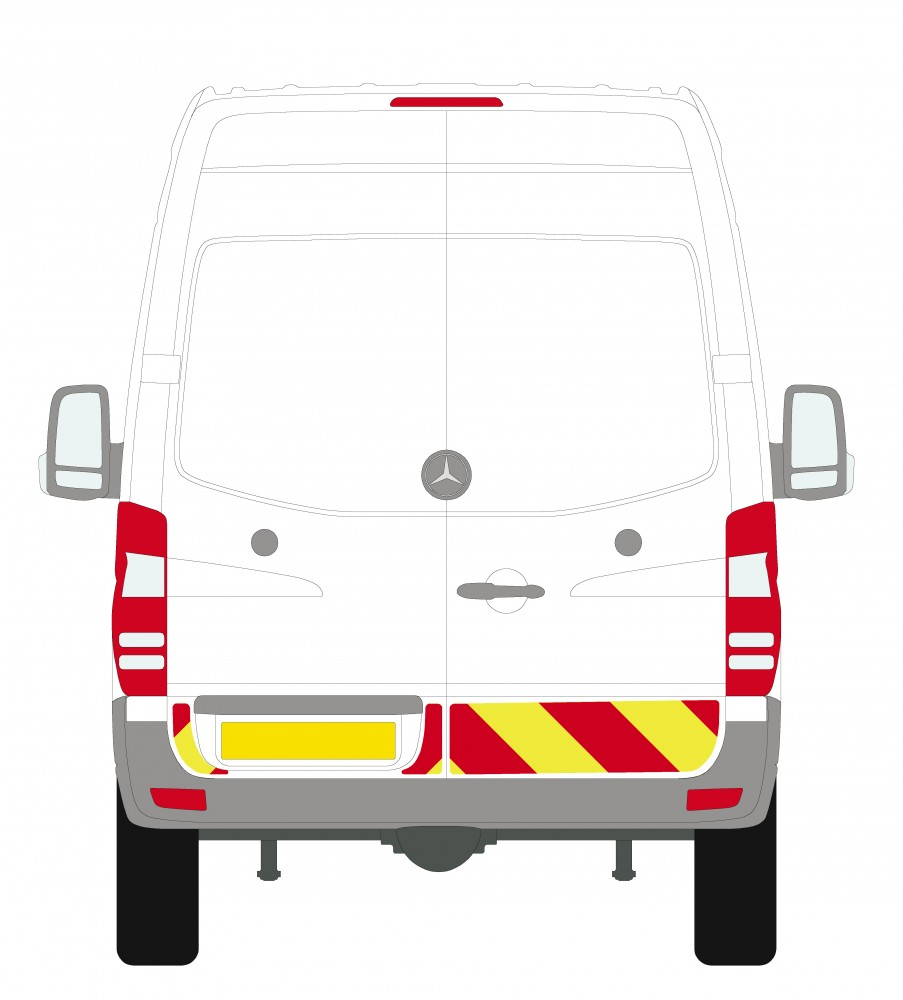 Sprinter High Roof Qtr Kit