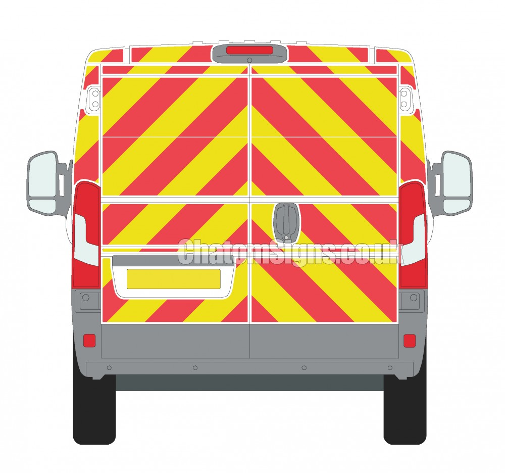 Ducato H1 (Standard Roof)  Full Kit