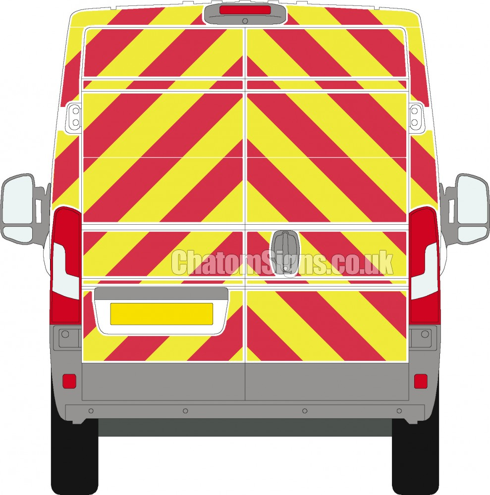 Ducato H2 (High Roof)  Full Kit
