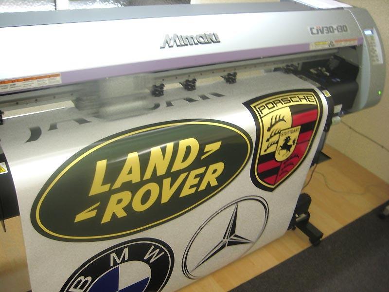 Digital Printed Brand Identity Printing