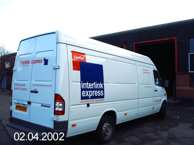 Corporate Vehicle Livery